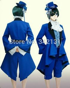 ciel phantomhive cosplay halloween christmas costume ideas black butler full dress lolita cosplay costumes for men women girls-in Costumes from Apparel & Accessories on Aliexpress.com | Alibaba Group