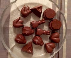 Rezept Keks-Pralinen von Katrin.Lewohl - Rezept der Kategorie Backen süß