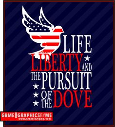 """the Sigma Kappa American Dove ... """"life, liberty and the pursuit of the dove"""" by GBME"""