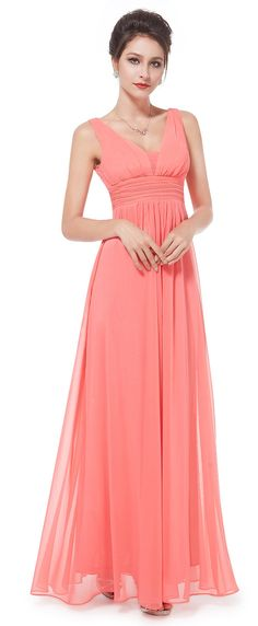 Woman Maxi Evening Dress