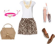 """Chic girl"" by naymoda on Polyvore"