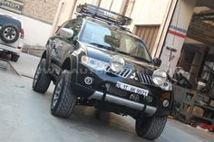 5 good ideas to modify a Pajero Pajero Dakar, Mitsubishi Pajero Sport, Montero Sport, Off Road Tires, Bull Bar, Mitsubishi Outlander, Lift Kits, Rav4, Snorkeling