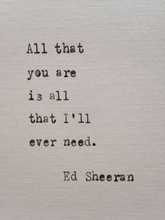 - 7 Year Anniversary Quotes for the Couples Who Made It Through - EnkiQuotes lyrics for him songs ed sheeran Song Lyric Quotes, Music Quotes, Ed Sheeran Quotes Lyrics, Love Song Quotes, Love Songs Lyrics, Lyric Art, Quotes About Songs, Ed Sheeran Lyrics Perfect, Music Lyrics Art