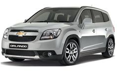 New Chevrolet Orlando Philippines