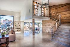 Natural Materials, Natural Wood, Focal Wall, Modern Rustic, Stairs, Minimalist, Walls, Construction, Traditional