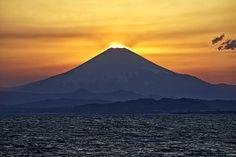 Monte Fuji, Japón.