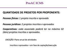 Conteúdo dos encontros com Lu Gualda sobre leis de incentivo à cultura - Curso Produção Cultural Projecta + Palco de Papel - Edição 2013