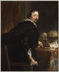 Lucas van Uffel (died 1637), ca. 1621–27  Anthony van Dyck (Flemish, 1599–1641)  Oil on canvas