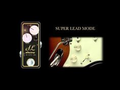 Xotic SL Drive Chrome Ltd.: Ein Marshall als Effektpedal - http://www.delamar.de/musik-equipment/xotic-sl-drive-chrome-ltd-29557/?utm_source=Pinterest&utm_medium=post-id%2B29557&utm_campaign=autopost