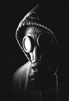 Gas Mask Art, Masks Art, Gas Mask Tattoo, Plague Mask, Mask Drawing, Art Photography Portrait, Urbane Kunst, Sunflower Wallpaper, Black Ink Tattoos