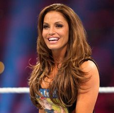 ★ WWE Diva - Trish Stratus ★ Women's Champion ★ Diva of the Decade ★ Babe of the Year ★ Raw Wrestling, Wrestling Stars, Wrestling Superstars, Wrestling Divas, Trish Stratus, Wwe Trish, Wwe Female Wrestlers, Female Athletes, Lucha Libre