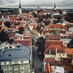 #Estonia I love you!  Follow along with me today in Snapchat (tiffinycostello) and on @outboundapp's #Vine account!