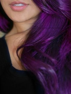 Purple hair                                                                                                                                                                                 More