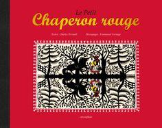 Le Petit Chaperon rouge, découpages E. Fornage - Circonflexe - couverture