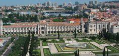 Lisbon's 10 most beautiful views / As 10 mais belas vistas de Lisboa - via Lisbon Lux #Portugal Photo: Belém, Lisboa
