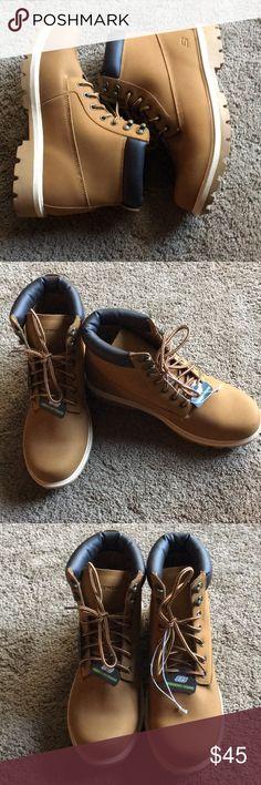 New! Men's Skecher Boots size 12 Never worn skecher boots! Skechers Shoes Boots