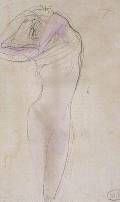Музей рисунка - Auguste Rodin, 1840 – 1917