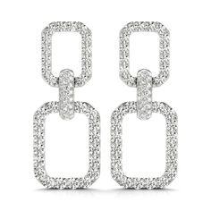 Platinum Earrings, Fancy Earrings, Sapphire Earrings, Screw Back Earrings, Drop Earrings, Wire Earrings, Chandelier Earrings, Gemstone Earrings, Earrings Handmade
