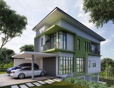 New Zero-Lot Bungalow for Sale at The Rise, Selangor from RM 1,575,000