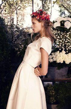 09a1948505e 8 Best Short wedding dresses   Robes de mariées courtes images ...