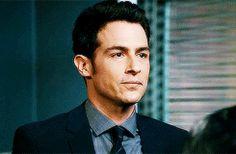 Special Agent James Aubrey - Bones