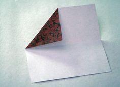 Origami Starburst Wreath | Make and Takes