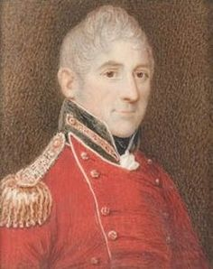 FAMOUS SCOT: Lachlan Macquarie, c1819. Read more on this amazing man, who, as new Governor for the colony in Sydney town, arrived in Port Jackson on 28 December 1809. The task was huge, the situation dire; as anarchy reigned in the aftermath of the rum rebellion and overthrow of Governor Bligh. >>>  http://adb.anu.edu.au/biography/macquarie-lachlan-2419
