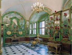 Historisches Grünes Gewölbe: Silbervergoldetes Zimmer, Foto: David Brandt, © SKD