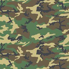 Woodland Camouflage.