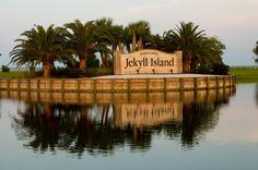 Jekyll Island entrance (Jekyll Island, GA)