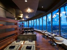 Soda Bar 1325 S. Lamar St. Dallas, TX 75215  Five Sixty by Wolfgang Puck gives you a 360-degree view of Dallas. Photo courtesy of Five Sixty. Soda Bar at NYLO ...