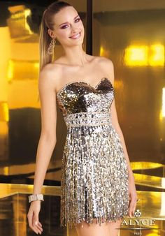 Shop Alyce Paris designer prom dresses at PromGirl. Long formal prom dresses and short homecoming party dresses by the designers at Alyce. Sequin Prom Dresses, Prom Dresses Online, Sequin Dress, Homecoming Dresses, Cute Dresses, Strapless Dress Formal, Beautiful Dresses, Evening Dresses, 1950s Dresses