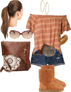 """Waiting for Summer"" by stacy10hill ❤ liked on Polyvore"