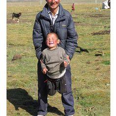 "Somewhere Amdo, TIBET ""A father and son play. Vanishing culture - Tibetan Nomads"" #TibetanBoys #TibetanFathers #TibetanKids #TibetanFamilies ༜~࿂~༜~࿂~༜~࿂~༜~࿂~༜~࿂~༜~࿂ #TibetanPortraits #Phayul #Tibet #Tibetan #Kham #UTsang #Amdo #Lhasa ༜~࿂~༜~࿂~༜~࿂~༜~࿂~༜~࿂~༜~࿂  Photo/Caption by ""T.S. Robinson"" ༜~࿂~༜~࿂~༜~࿂~༜~࿂~༜~࿂~༜~࿂ ☀️ #DalaiLama #Karmapa #Himalaya  #IGTibet_Family #NaturalBeauty #Qinghai #Sichuan #Xizang #Gansu  #StreetPhoto #InstaDad  #DadLife  #Majestic_People #ThePhotoSociety #LonelyP..."