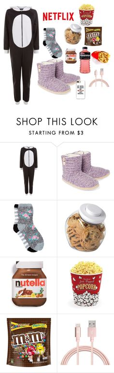 """My WINTER FRIDAY night!!!!!!!"" by tamarabeautyx ❤ liked on Polyvore featuring New Look, Hot Kiss, Free Press, OXO, Quarto Publishing, West Bend and Casetify"