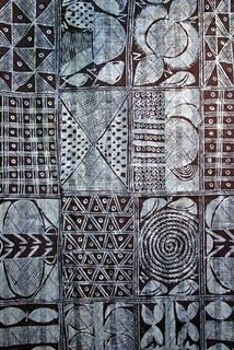 indigo - Adire cloth