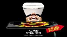 Auxus Stunner VR Smartphone online deal for 14,999   Deals Dhaba