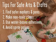 Love craft time? Make it safer!