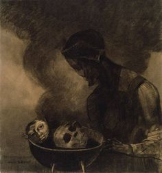 Odilon Redon, 1879
