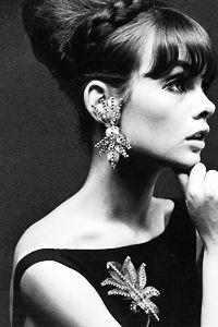 Jean Shrimpton c. 1960's
