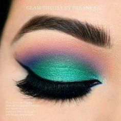 Eye Makeup Tips – How To Apply Eyeliner – Makeup Design Ideas Makeup Goals, Makeup Inspo, Makeup Art, Makeup Tips, Beauty Makeup, Makeup Ideas, 80s Makeup, Clown Makeup, Scary Makeup