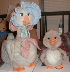 Mother Goose. I seriously though I was the only kid who had these