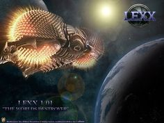 Lexx TV Show   TV Series Review: Lexx