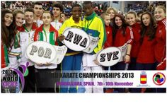 Opening Ceremony Wkf Karate, World Championship, Opening Ceremony, Guadalajara