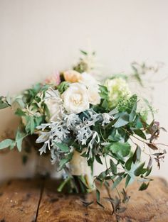 gorgeous wedding bouquet by April's Garden www.weddingchicks...