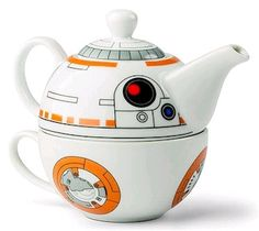 Star Wars E7 Teapot - BB-8