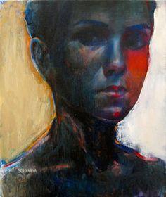 Artist's portrait