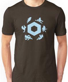 Melee Falco Shine Tee Unisex T-Shirt
