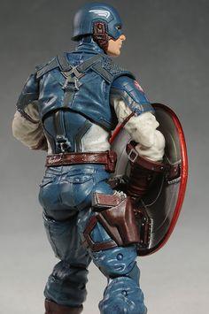 MarvelSelect Cap