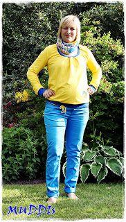 MUDDIs: RUMS #23 oder Das Outfit zum Loop